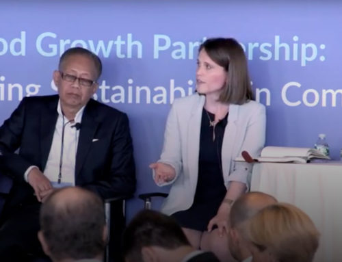 Panel Discussion: Catalysing Systemic Change in Agriculture Commodities